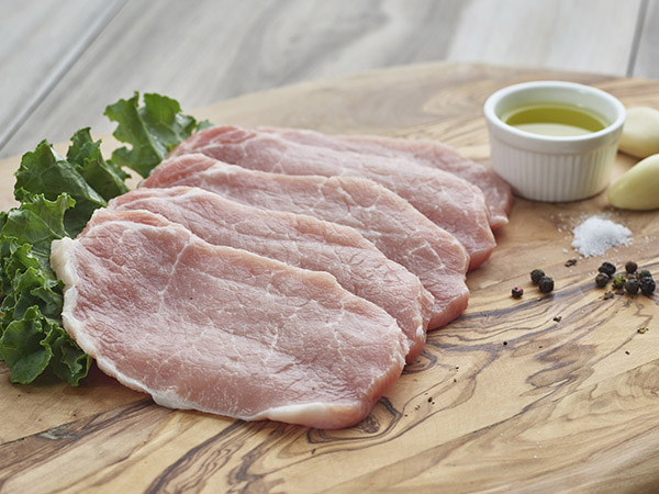 Boneless Pork Chops Family Pack