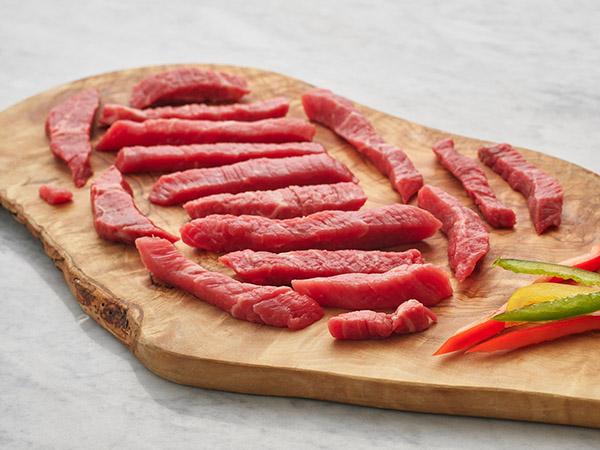 Fresh Beef Stir Fry