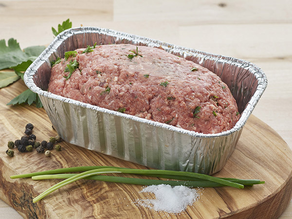 Oven Ready Meatloaf