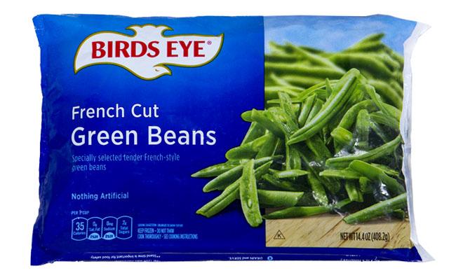 Bird's Eye French Cut Grean Beans