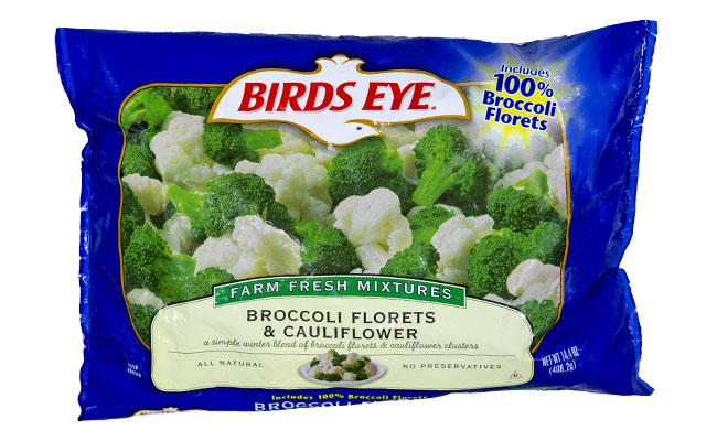 Bird's Eye Broccoli Cauliflower