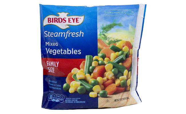 Bird's Eye Steamfresh Mixed Vegetables