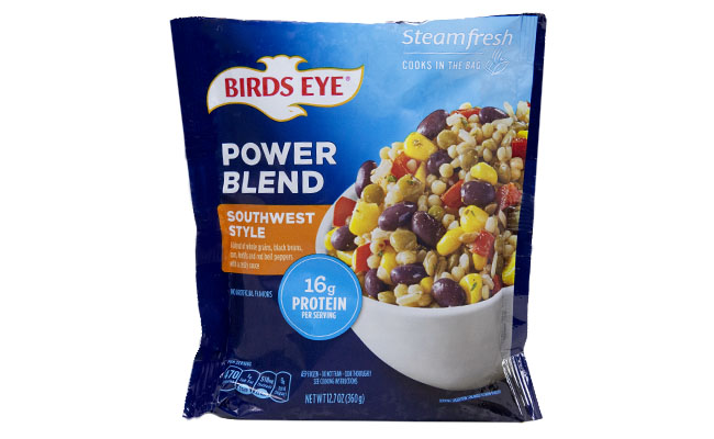 Protein Blends Southwest Style
