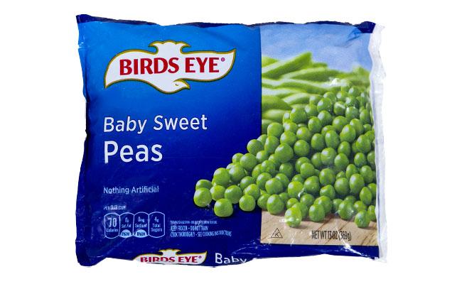 Bird's Eye Baby Sweet Peas