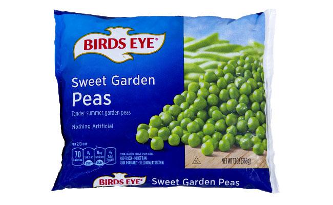 Bird's Eye Sweet Garden Peas
