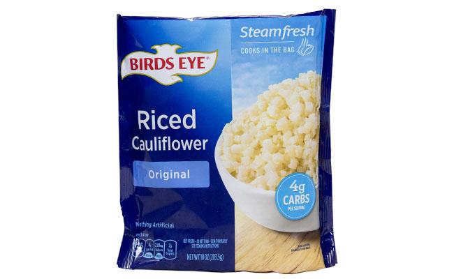 Bird's Eye Riced Cauliflower Original