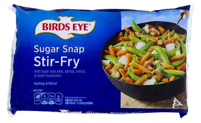 Bird's Eye Sugar Snap Stir Fry