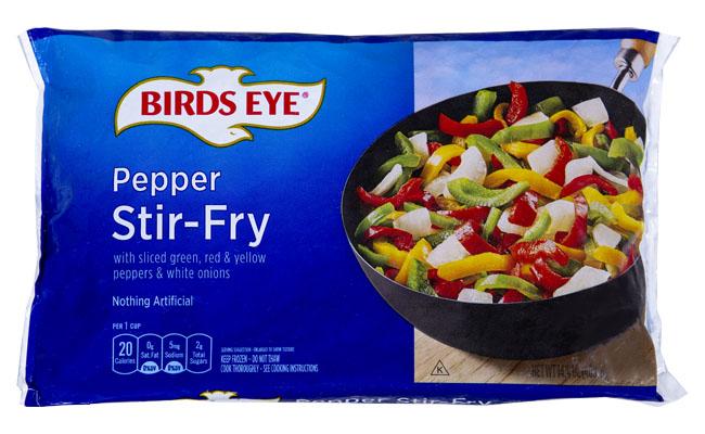 Bird's Eye Pepper Stir Fry