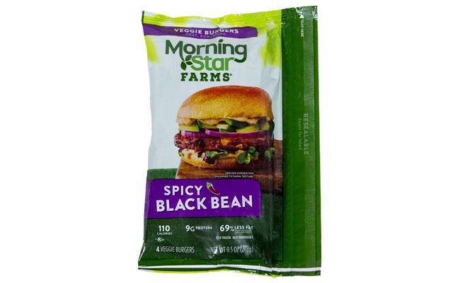 Veggie Burgers Black Bean