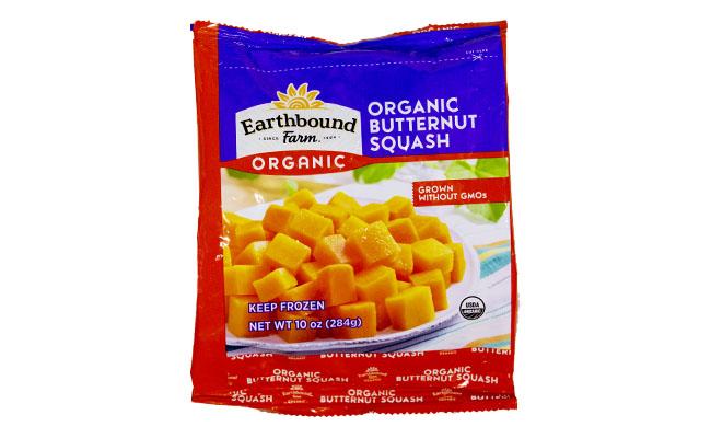 Ebf Organic Butternut Squash