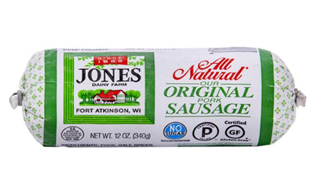 Jones Sausage Roll