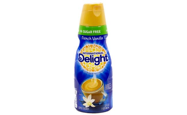 International Delight Sugar Free French Vanilla Creamer