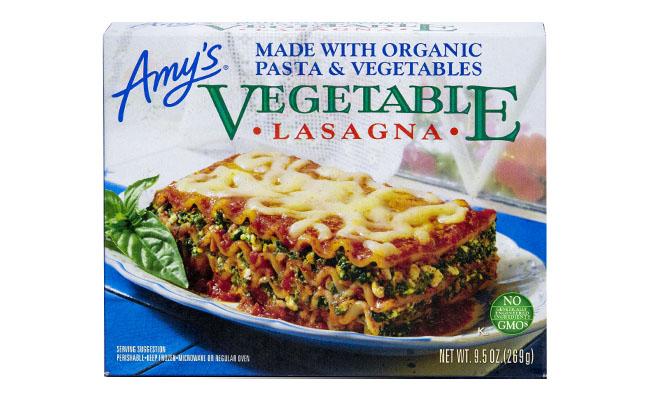 Amy'S Vegetable Lasa