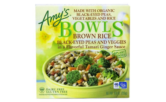 Bowl Brown Rice  Pea