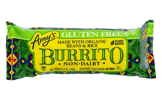 Gluten Free Burrito
