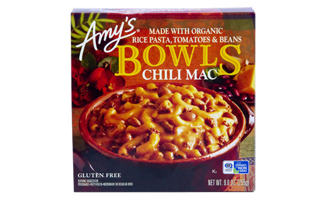 Amys Chili Mac Bowls
