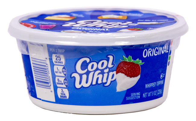 Kraft Cool Whip Regular