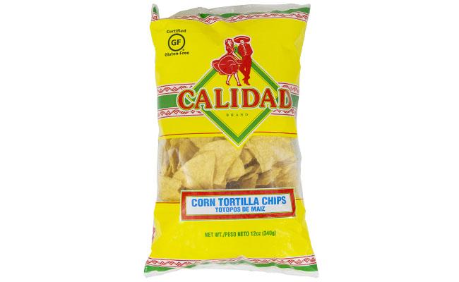 Guerrero Corn Tortilla