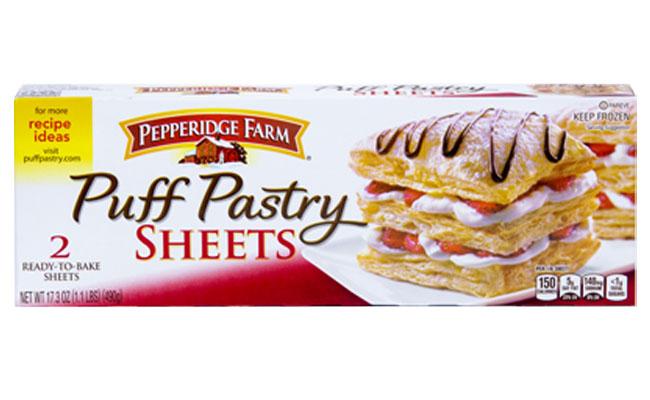 Pepperidge Farm 2 Puff Pastry Sheets