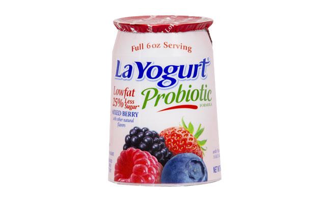La Yogurt Mixed Berry