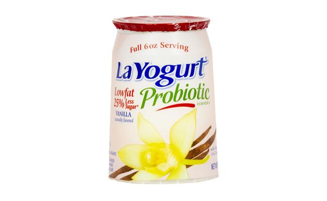 La Yogurt Vanilla Yog
