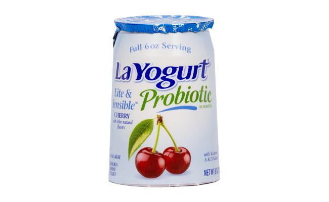 La Yogurt Cherry Light Yogurt