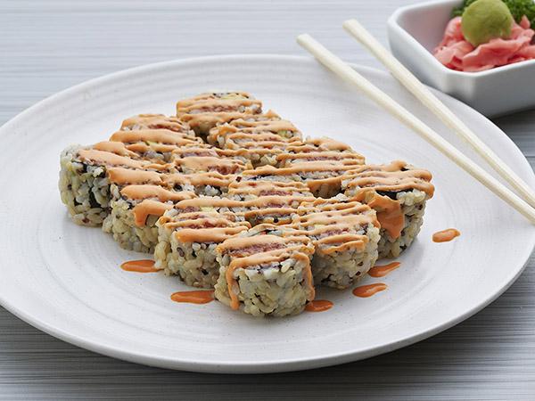 Brown Spicy Tuna