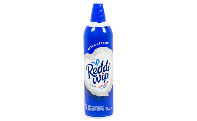Reddi Whip Extra Creamy Whipped Topping
