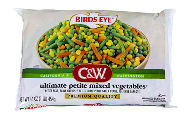 C&W Mixed Vegetables
