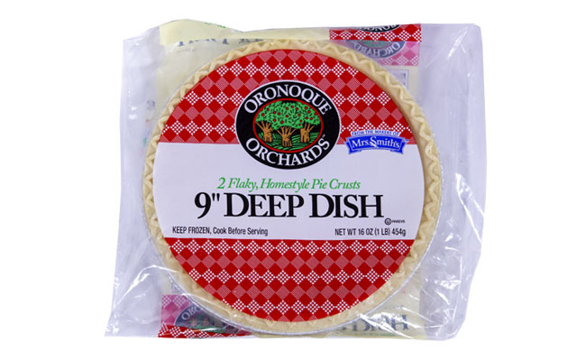 Oronoque Orchards Deep Dish Flaky Homestyle Pie Crust