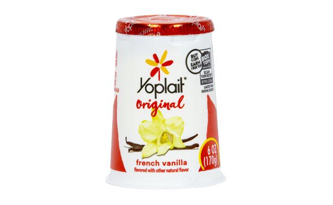 Yoplait French Vanilla