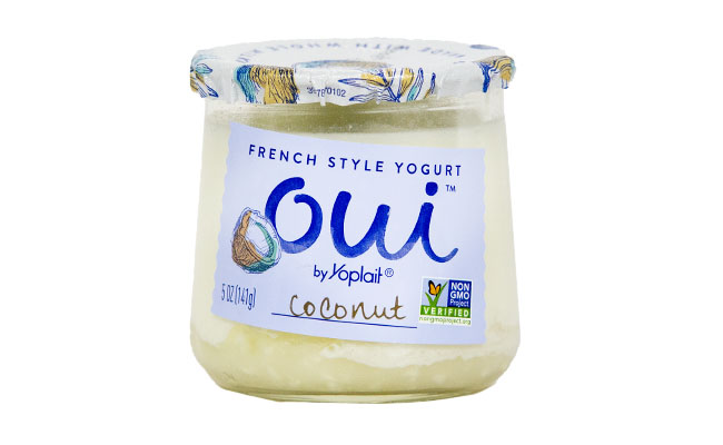 Yoplait French Style Coconut
