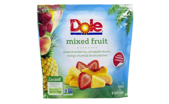 Dole Frozen Mixed Fruit