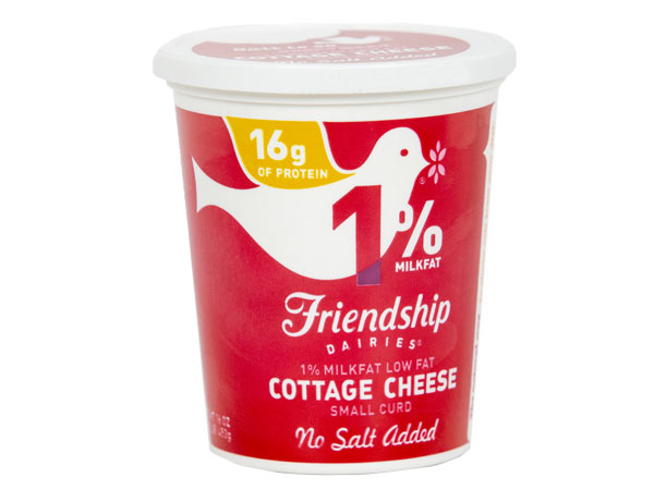 Friendship Low Fat Small Cottage Cheese
