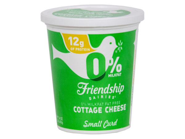 Friendship Cottage Cheese Non Fat