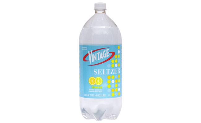 Vintage Seltzer Lemon Lime 2 liter