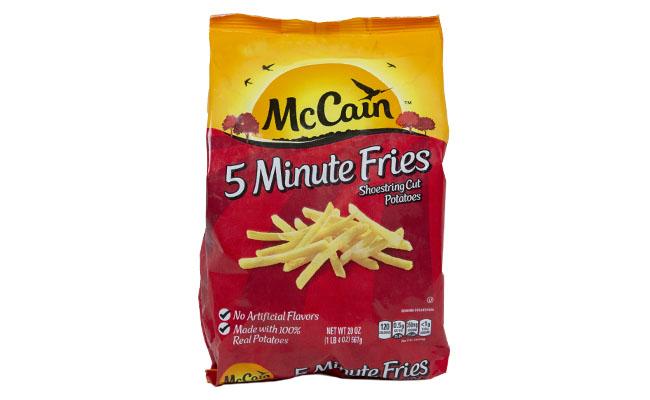 Mc Cain 5 Minute Fri