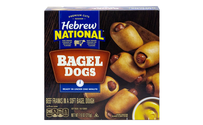 Hebrew National Kosher Beef Bagel Dogs