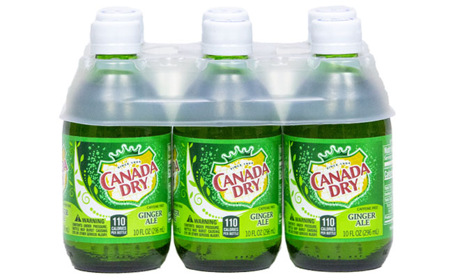Canada Dry Ginger Ale 6pk
