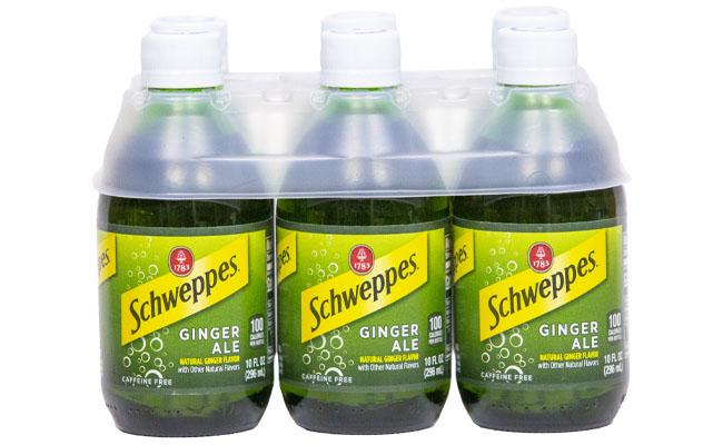 Scweppes Ginger Ale 6pk