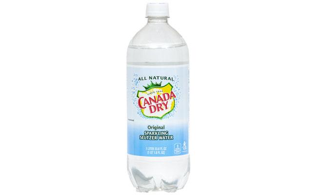 Canada Dry Original Seltzer 1 liter