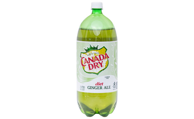 Canada Dry Diet Ginger Ale 2 liter
