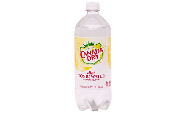 Canada Dry Diet Tonic Water 1 liter