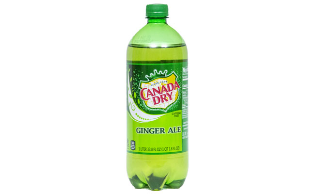 Canada Dry Ginger Ale 1 liter