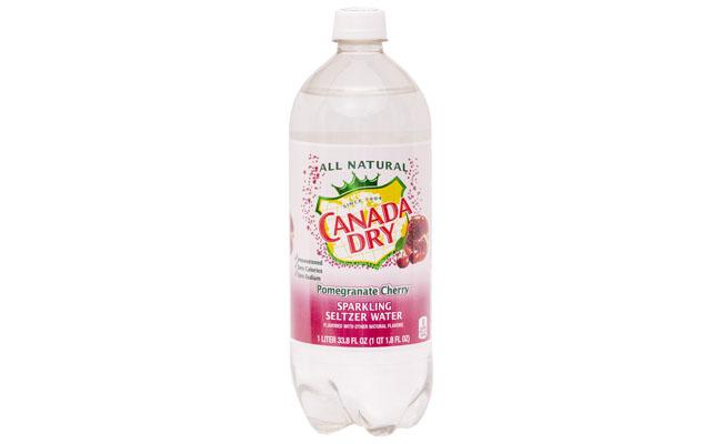 Canada Dry Pomegrante Cherry 1 liter