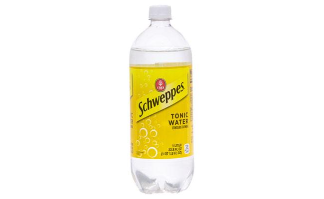 Schweppes Tonic Water 1 liter