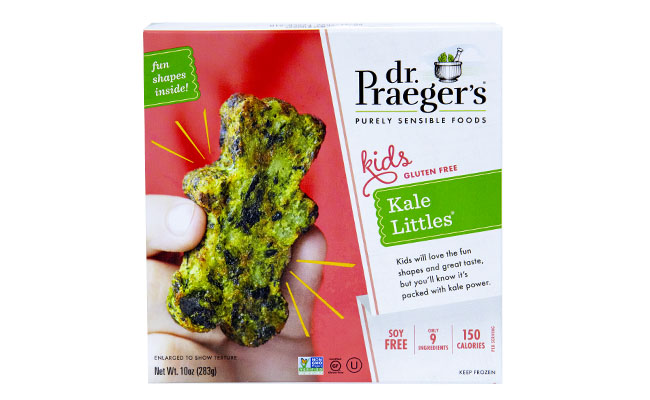 Dr. Praeger's Kids Kale & Potato Littles