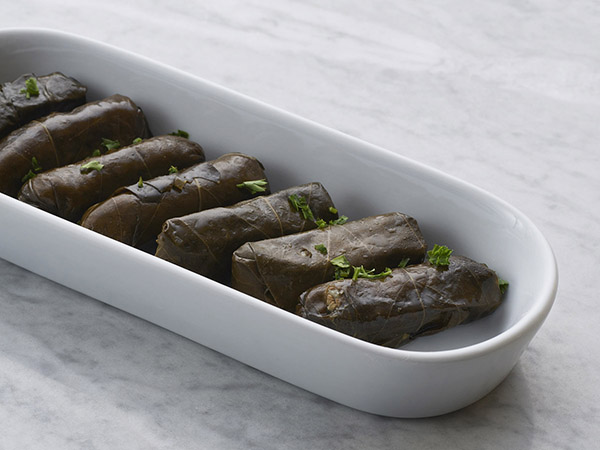 Grape Leaves Stuffed with Rice
