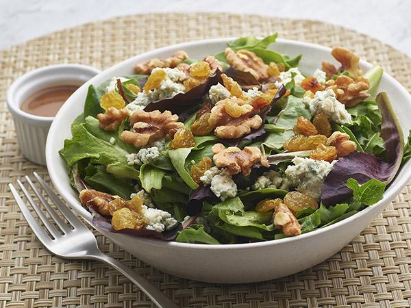 Crumbled Gorgonzola Salad