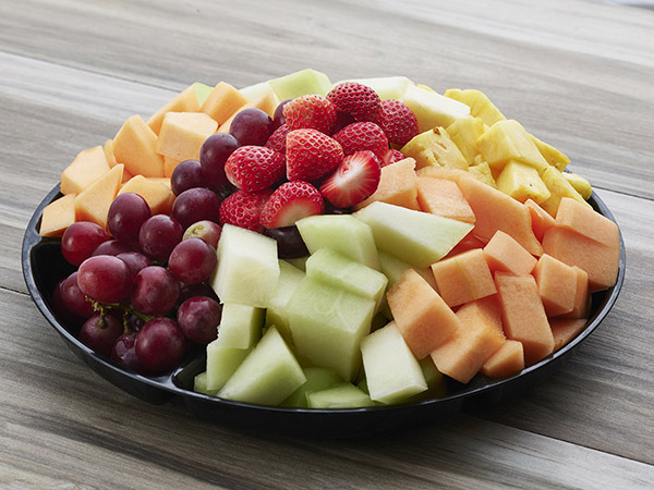 Compartment Fruit Platter